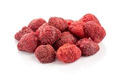干草莓 库存图片