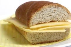 干酪三明治 免版税库存照片