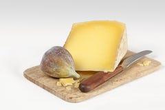 干酪图快餐 免版税库存图片