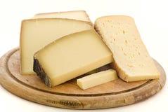 干酪山 库存图片