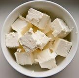 干酪希脂乳 库存图片