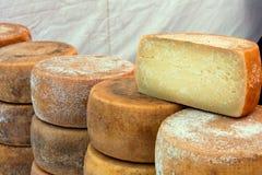 干酪意大利语 库存图片