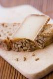 干酪法国鲜美 库存图片