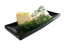 干酪熟食法语二 免版税图库摄影
