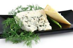 干酪熟食法语二 图库摄影