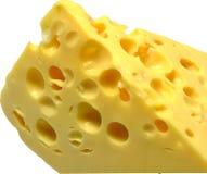 干酪片 免版税库存照片