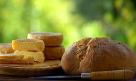 干酪葡萄牙 免版税库存照片