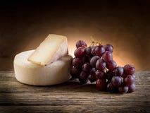 干酪葡萄 免版税图库摄影