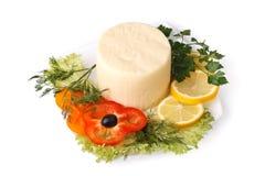 干酪蔬菜 免版税库存图片