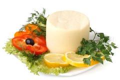 干酪蔬菜 免版税库存照片