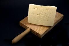 干酪表 库存图片