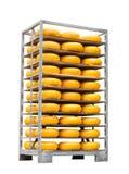 干酪货盘 免版税库存图片