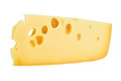 干酪零件黄色 免版税库存照片