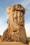 平均观测距离HIN KHAOW [CHAIYAPHUM -旅行, stonehenge泰国 库存图片