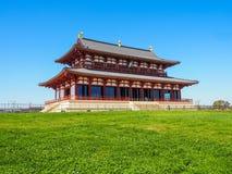 平城宫,奈良 库存图片
