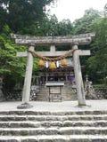 平安的寺庙 免版税库存图片