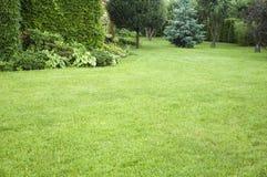 平安的庭院 免版税库存图片