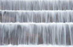 平安的瀑布 免版税库存照片