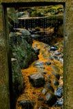 平安的水 库存图片