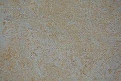 平展优美的自然砂岩大理石石头表面纹理背景股票照片布朗米黄茶黄 免版税库存图片