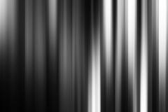 水平的垂直的黑白抽象帷幕背景 库存图片