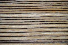 水平的木纹 库存图片
