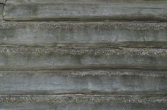 水平的树纹理 老日志墙壁 老委员会破旧的墙壁  老摇晃树纹理 库存图片