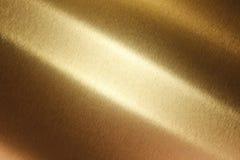 平的铝金属板表面背景 库存图片