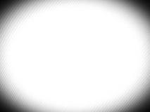 水平的黑白小插图bokeh背景 库存照片