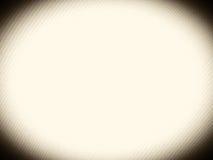 水平的黑白小插图bokeh背景 图库摄影