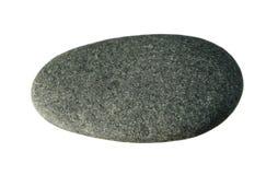 平稳灰色的小卵石 免版税库存图片