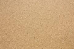 平稳的沙子 库存图片