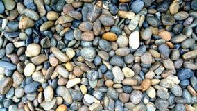 平稳的石头 图库摄影