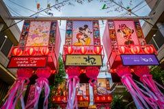 平稼Tanabata节日 库存照片