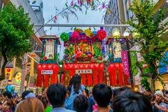 平稼Tanabata节日 免版税库存图片