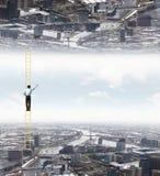 平行的世界 免版税图库摄影
