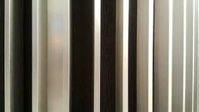 平行的木墙壁设计 免版税图库摄影