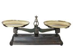 平衡一 免版税库存照片
