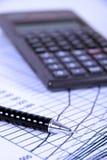 平衡商业 免版税库存图片