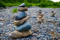 平衡您的寿命 库存照片