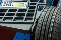 轮子平衡 图库摄影