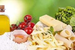 平衡的饮食 免版税库存图片