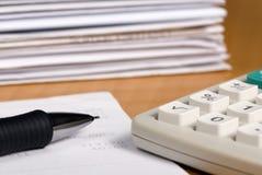 平衡语句 免版税库存照片
