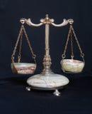 平衡 免版税库存照片