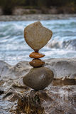 平衡VIII 免版税库存图片