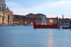平静的威尼斯 图库摄影