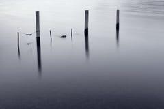 平静的海湾 免版税图库摄影