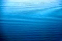 平静的水背景 库存照片