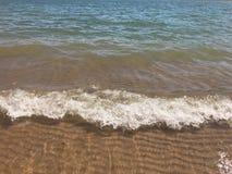 平静的水 免版税库存图片