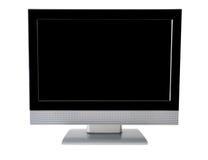 平面式屏幕监控程序 免版税库存图片
